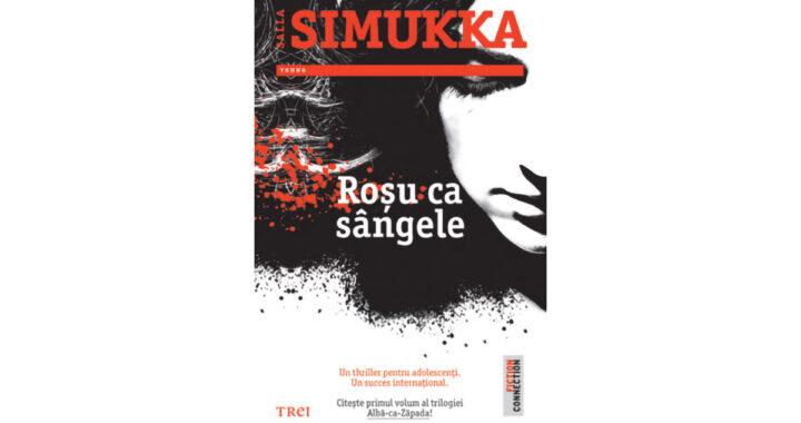 Roșu ca sângele - Salla Simukka