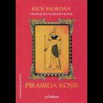 Recenzia de Vineri: Piramida roșie – Rick Riordan