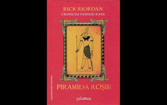 Piramida roșie - Rick Riordan