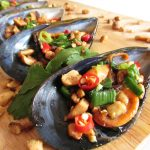 Reteta:  Scoici cu legume si verdeata